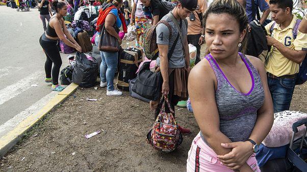 BM'den Venezuela'ya yardım çağrısı: Hedefin dörtte biri bağış toplandı