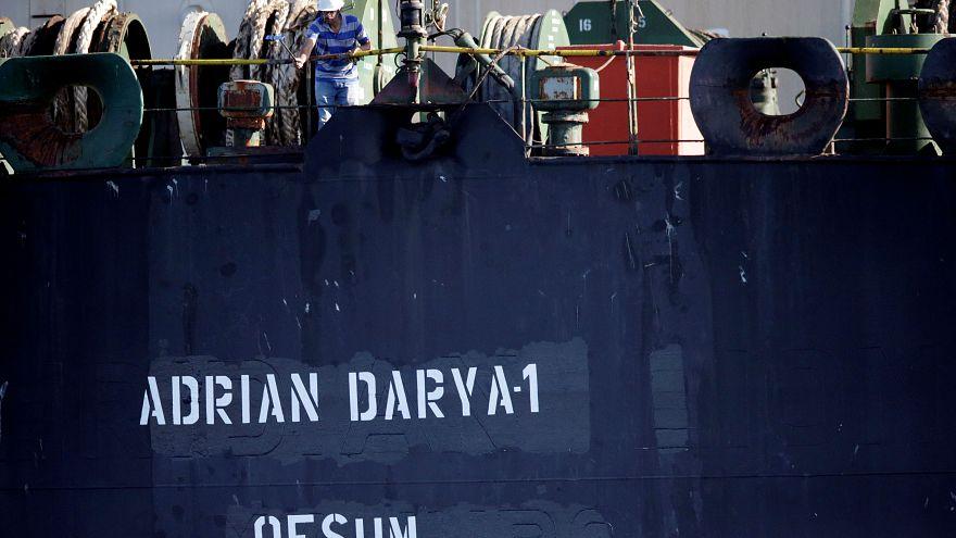 الناقلة الإيرانية أدريان داريا 1