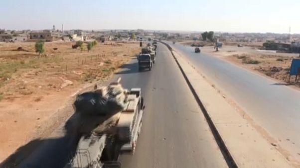 Savunma Bakanlığı: Suriye'nin kuzeyindeki saldırı, anlaşmalar ve Rusya ile diyaloga aykırı