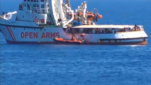 Open Arms: Συνεχίζεται το αδιέξοδο λόγω διαφωνίας Ιταλίας-Ισπανίας