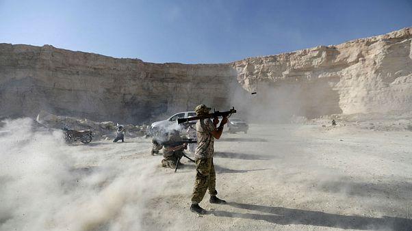 ارتش ترکیه وارد سوریه شد؛ انتقاد دمشق به حمایت آنکارا از «شورشیان»