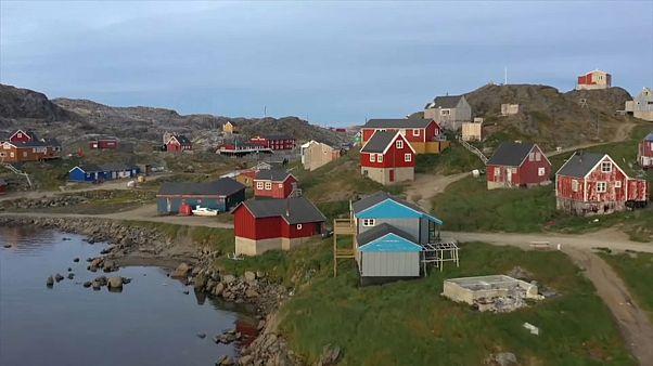 Trump megvenné Grönlandot
