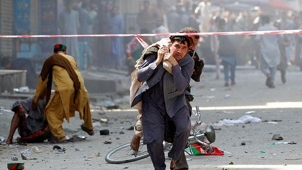 Afghanistan: serie di bombe nel Giorno dell'Indipendenza
