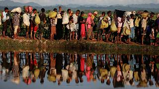 Bangladeş: Arakanlı mültecilerin Myanmar'a dönmesi için BM ile çalışıyoruz