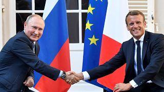 Macron quiere que Rusia vuelva a acercarse a Europa