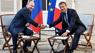 Macron ile Putin arasında İdlib diyaloğu: 'Ateşkes' çağrısına 'terör' yanıtı