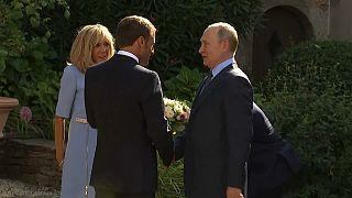 Putin bei Macron: Lösung im Ukraine-Konflikt in Sicht?