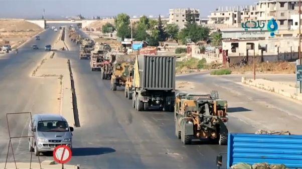 Siria: espugnata Maarat al-Numan ad Idlib