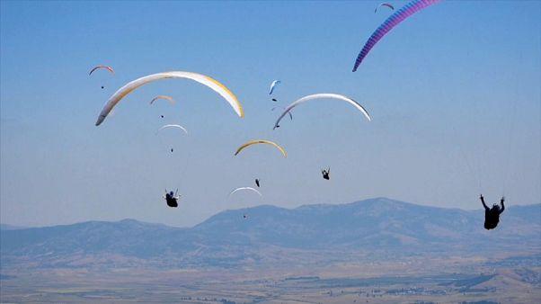 Mondiali di parapendio: Italia regina nei cieli macedoni