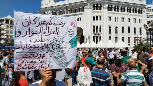 المظاهارات في الجزائر تدخل أسبوعها الـ 26 على التوالي