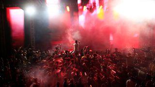 Bağdat'tan bu kez müzik sesleri yankılanıyor: Iraklılar elektro müzik eşliğinde dans etti