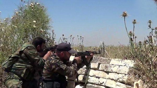Στην Χαν Σεϊχούν oι δυνάμεις του Άσαντ