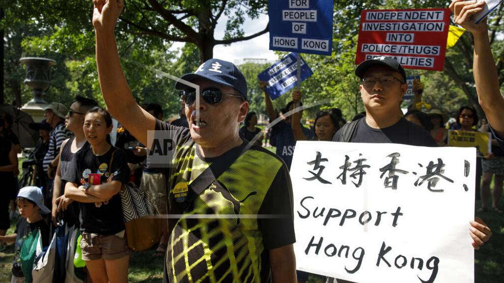 Twitter accuses China of disinformation war on Hong Kong protesters