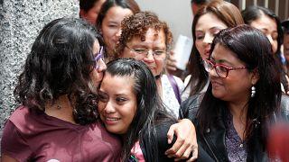 Salvador : Evelyn Hernandez acquittée du meurtre de son bébé mort-né