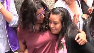 Αθώωση για το θύμα βιασμού μετά από 33 μήνες στη φυλακή