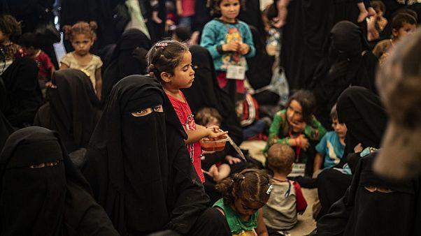 چهار کودک یتیم از والدین داعشی به آلمان تحویل داده شدند