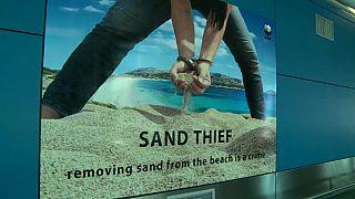 Sardegna alla mercé dei ladri di sabbia