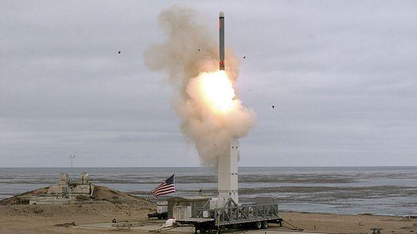 آمریکا پس از خروج از پیمان موشکی با روسیه یک موشک کروز را آزمایش کرد