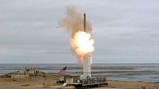 La Russie dénonce un test de missile américain