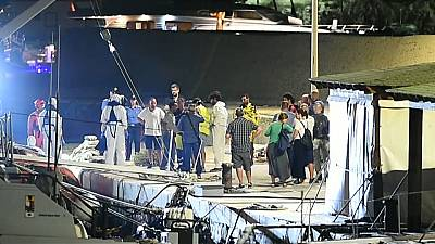Eight migrants urgently evacuated from Open Arms rescue ship
