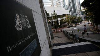 Consultat général britannique à Hong Kong, le 20/08/2019