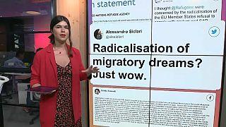 """Alto representante de la ONU critica """"radicalización"""" de las demandas de los migrantes del Open Arms"""