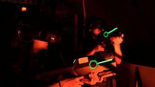 Guerra das Estrelas em realidade virtual