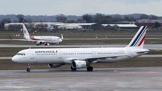 Airbus A321 de la compagnie Air France - image d'archive