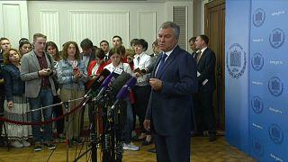 Rússia preocupada com interferência externa
