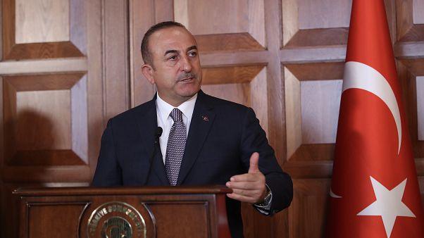 Çavuşoğlu: Türkiye'nin İdlib'deki 9. gözlem noktasını başka yere taşıma gibi bir niyeti bulunmuyor