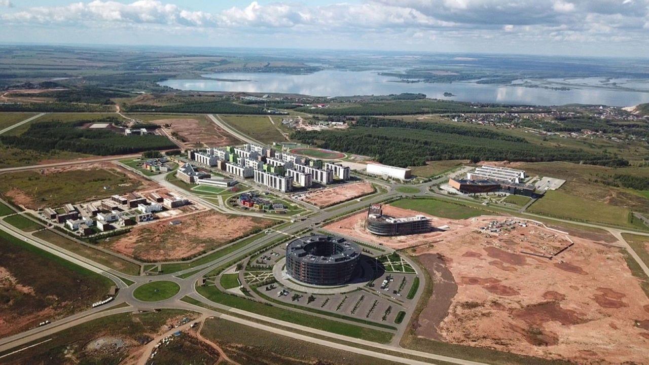 Le nouveau visage high-tech de Kazan au Tatarstan
