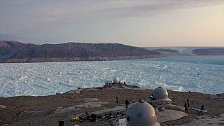 Greenland's Helheim Glacier has melted 10 kilometres over the last six years.