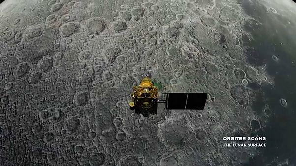 Missione Chandrayaan 2: l'India sta per sbarcare sulla Luna