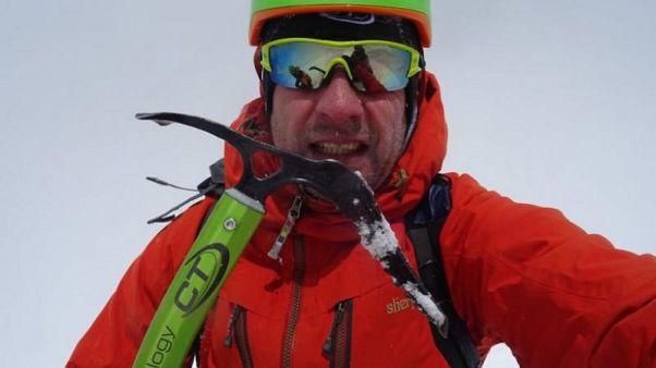 Romániában nemzeti érdemrendet kapott a múlt héten elhunyt hegymászó, Török Zsolt