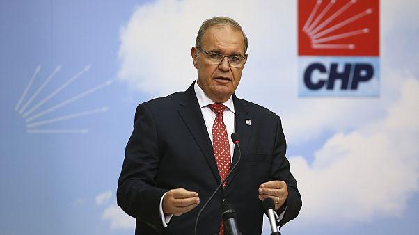 CHP'den ABD ile harekat merkezinin Şanlıurfa'da kurulmasına tepki: Kim kimi kontrol edecek?