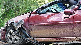 حوادث المرور في دول الإتحاد الأوروبي