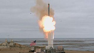ABD'nin füze denemesine Rusya ve Çin'den tepki: Silahlanma yarışına girmeyeceğiz