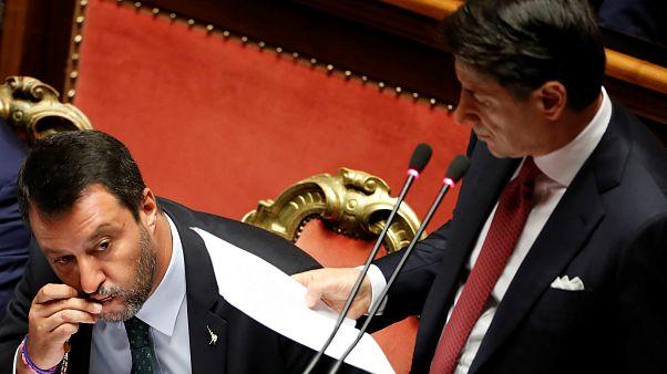 Presidente Mattarella aceita pedido de demissão de Giuseppe Conte