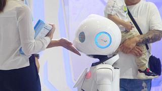 Всемирная выставка роботов в Пекине