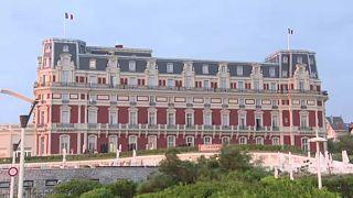 Francia blinda Biarritz para el G7 mientras los 'antisistema' preparan movilizaciones