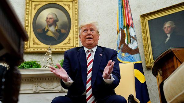 """Los daneses """"ofendidos"""" con Trump por cancelar su visita"""