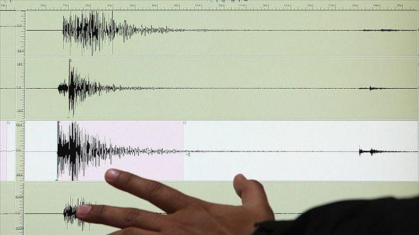 Ankara'da hafif şiddette deprem