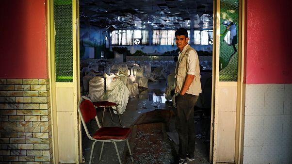 شمار کشته شدههای حمله انتحاری به مراسم عروسی در کابل به ۸۰ نفر رسید
