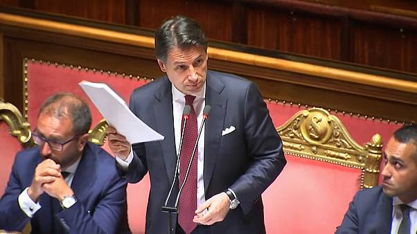 Regierungskrise in Italien - Populisten-Allianz am Ende
