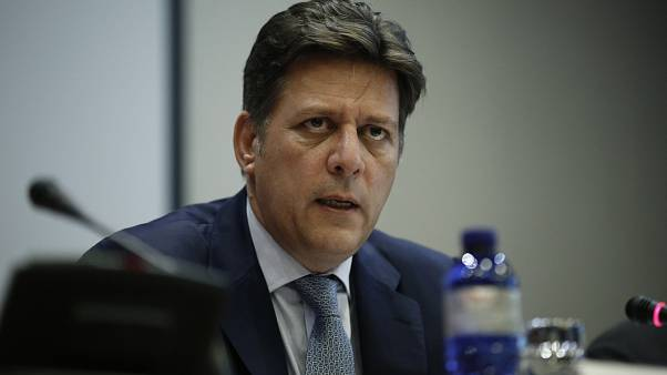 Ο αναπληρωτής υπουργός Εξωτερικών αρμόδιος για τα ευρωπαϊκά θέματα, Μιλτιάδης Βαρβιτσιώτης