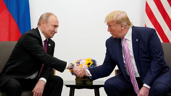 Θετικός ο Τραμπ στην επιστροφή Πούτιν στην «Σύνοδο των Ισχυρών»