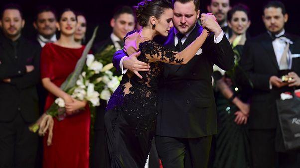 Танго объединяет: российско-аргентинская пара выиграла ЧМ