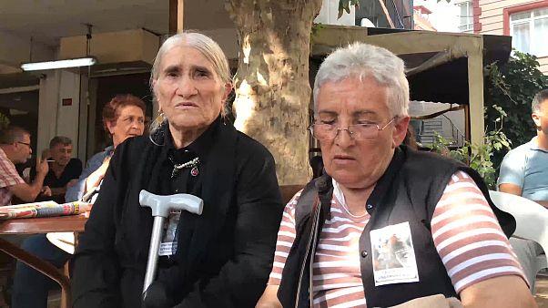 Cumartesi Anneleri'nden Elmas Eren'in gözü arkada kaldı: 39 yıl evlat aramakla geçen bir ömür