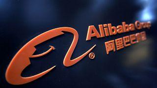 شعار مجموعة علي بابا - رويترز