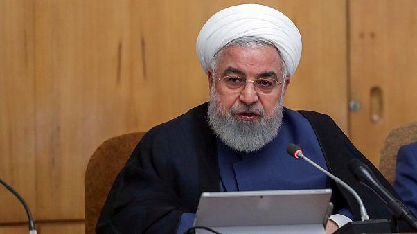 روحانی: اگر ملاقات با کسی در جهت منافع ملی باشد دریغ نمیکنم